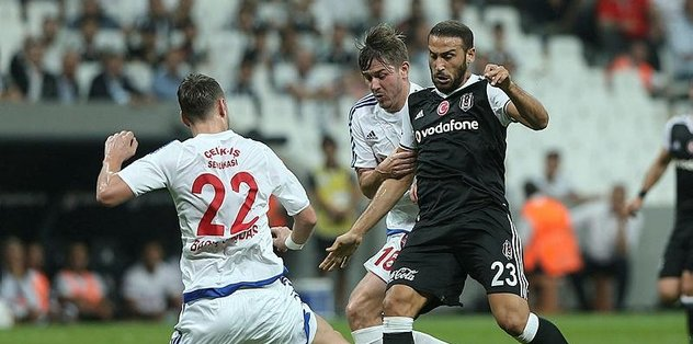 Beşiktaş, galibiyet serisi peşinde