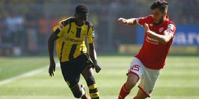Bundesligada sezonun çaylağı Dembele