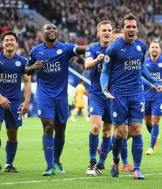 Leicester City kazanmay� hat�rlad�