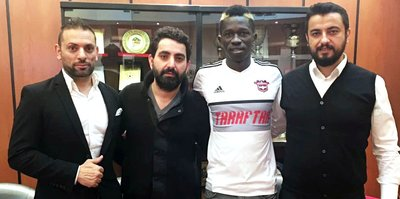 Gaziantepspor'da iki transfer