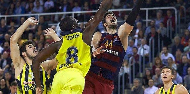 Barcelona'y� deplasmanda devirdi