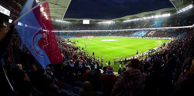 Trabzonspor'da ses rekoru hedefi