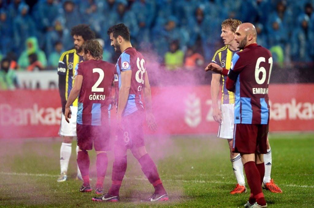 1461 Trabzon - Fenerbahçe (Ziraat Türkiye Kupası A Grubu maçı)