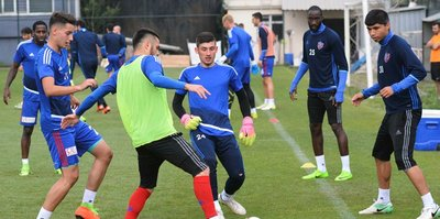Karabükspor'da Konyaspor hazırlıkları