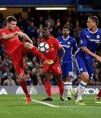 Liverpool büyük takım tanımıyor