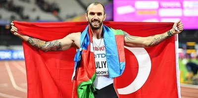 Ramil Guliyev grabs gold