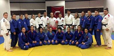 Türk judosu dünyada 8. sırada
