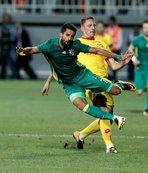 Alper'in penaltı isyanı