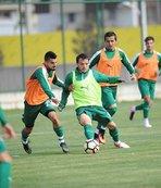 Bursaspor'da Osmanlıspor hazırlıkları sürüyor