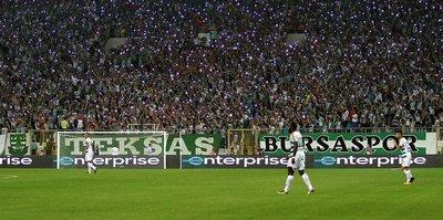 Bursaspor 25 bin kombine sattı