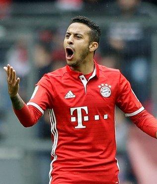Thiago 2021'e kadar Bayern Münih'te