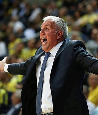 Fenerbahçe Zeljko Obradovic ile 3 yıllık sözleşme imzaladı