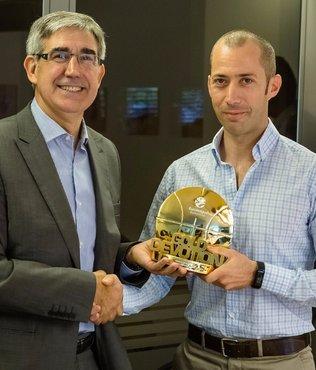 Anadolu Efes'e Euroleague'den ödül