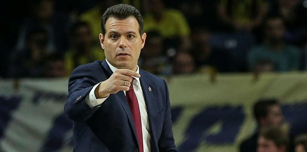 """Dimitris Itoudis: """"Olympiakos, bizden daha çok savaştı"""""""
