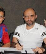 Karabükspor, kaleci Çağlar ile 3 yıllık sözleşme imzaladı