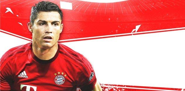 Ronaldo Bayern Münih'e iddiası