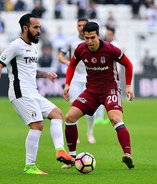 Caner ve Ersan'lı Beşiktaş kaybetti
