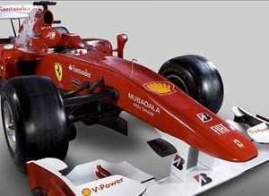İşte yeni Ferrari