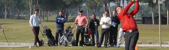 Türkiye Golf Turu'nun 5'inci ayağı başladı