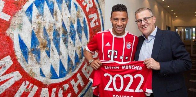 Tolisso, Bayern Münih'te!