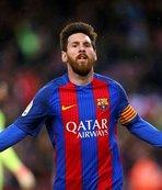 Messi'nin rakibi yok!