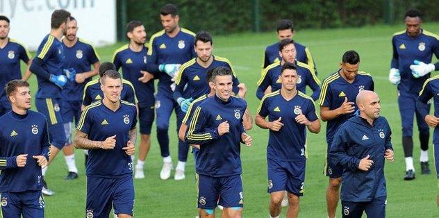 Vardar maçı hazırlıkları tamamladı