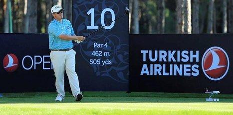 Antalya'da dev turnuva başladı