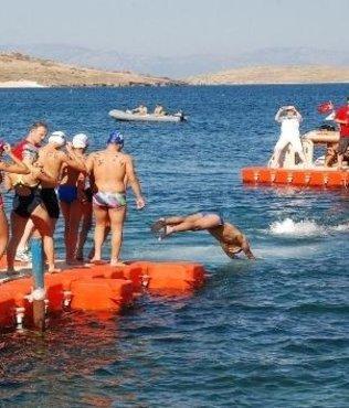 Açık Su Türkiye Yüzme Şampiyonası, İzmir'de yapılacak
