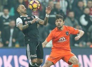 Beşiktaş - Başakşehir maçı Twitterı salladı!