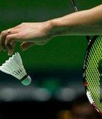 Badmintonda 4 madalya