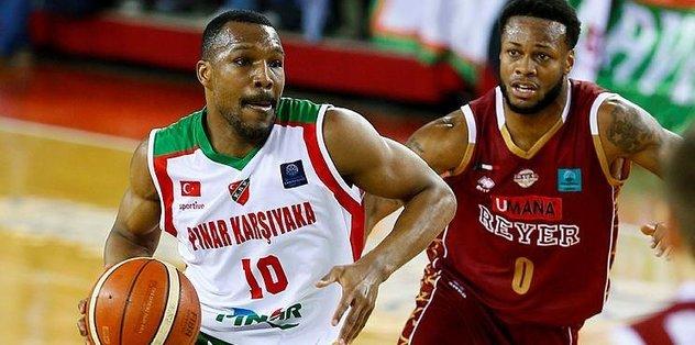 FIBA Şampiyonlar Ligi çeyrek final ilk maçı