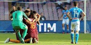 Napoli evinde yıkıldı: 1-3