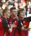 Alt�ntop'un gol� Augsburg'a yetmedi