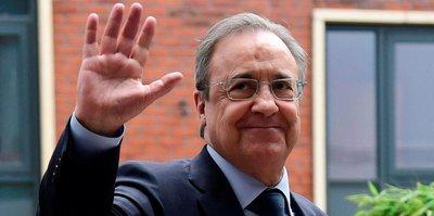 Real Madrid'de Perez yeniden başkan seçildi