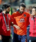 Medipol Başakşehir'de Mahmut şoku