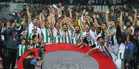 Konyaspor win their first ever Turkish Cup