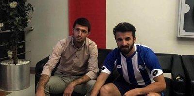 Erzurum ekibi 3 sporcusuyla sözleşme yeniledi