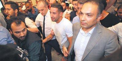 F.Bahçe'nin yeni transferi İstanbul'a geldi