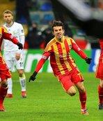 Güray Vural'dan F.Bahçe'ye 5 gol
