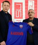 Karabükspor yeni sezon için umutlu