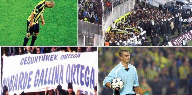 Unutulmaz F.Bahçe-Beşiktaş derbileri!