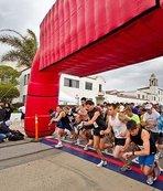 Arnavutluk'ta 2016 Tiran Maratonu yapıldı