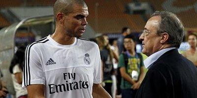 'Pepe'ye kal dedik Beşiktaş'a gitti'