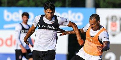 Beşiktaş'ta Konyaspor maçı hazırlıkları sürdü