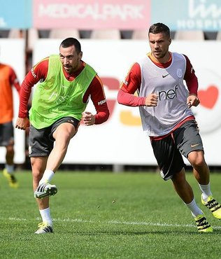 Galatasaray tempo art�rd�