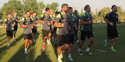 Atiker Konyaspor sezonu açtı