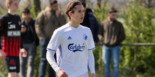Ajax'a Danimarkalı genç yıldız!