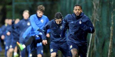 Krasnodar maçı hazırlıkları tamamlandı