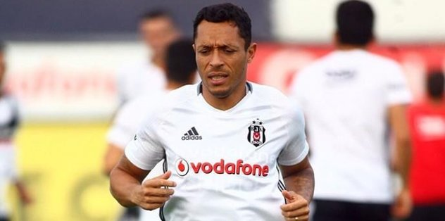 Beşiktaş'ta üzen sakatlık